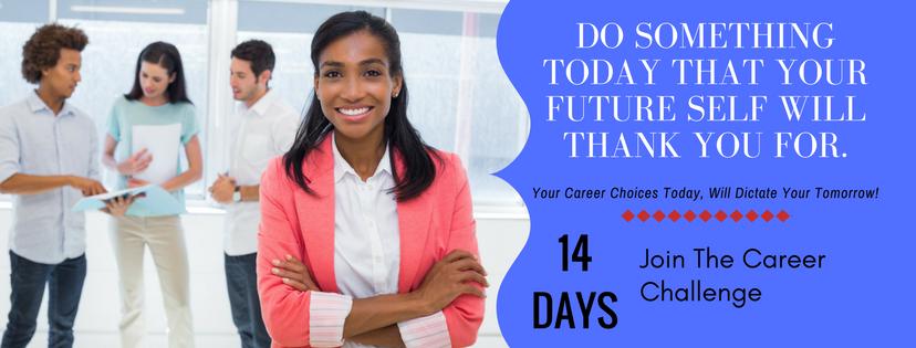 14 Day Career Challenge