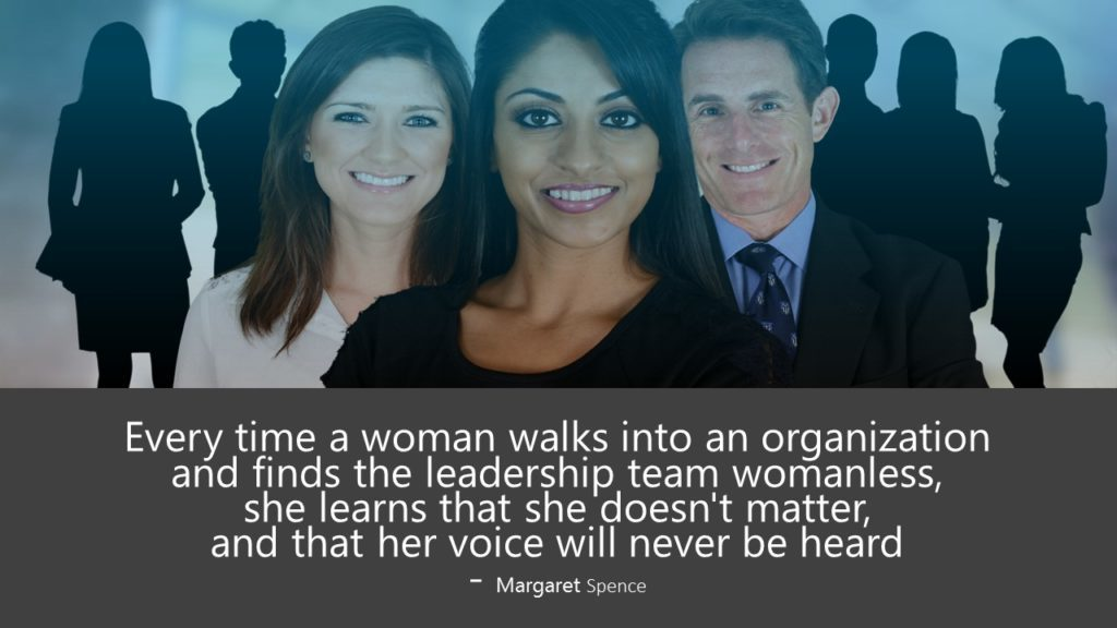 C-Suite Leadership Development for Minority Women and Men