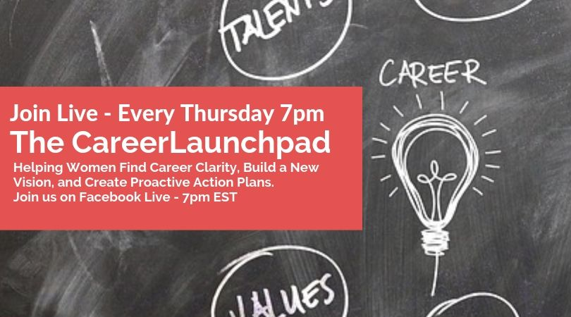 The Career Launchpad Live