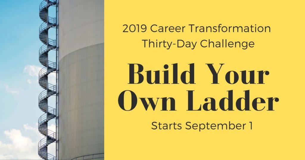 2019 Career Transformation Challenge